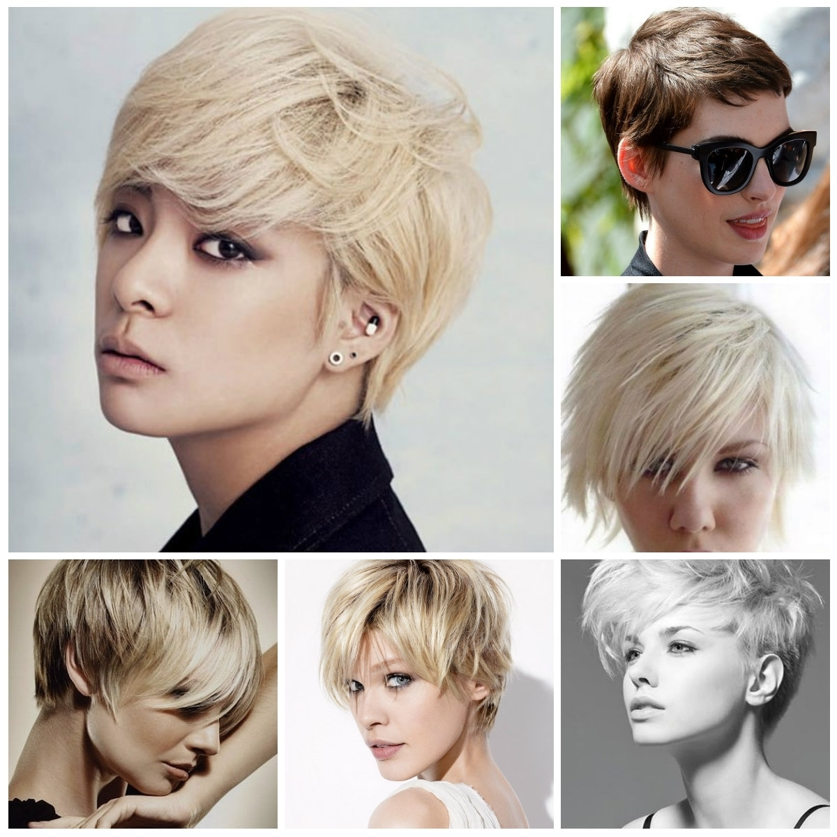 Medium Pixie Cut Hairstyle Latest Pixie Haircut Ideas 2016 Trendy Pertaining To Most Recently Medium Pixie Hairstyles (View 5 of 15)