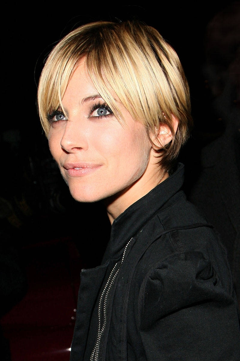 Medium Pixie Haircuts 40 Best Pixie Cuts – Iconic Celebrity Pixie With Most Current Medium Pixie Hairstyles (View 12 of 15)
