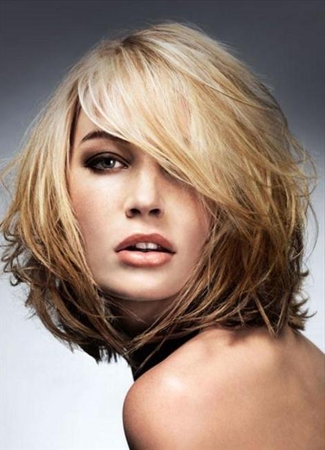 Medium+Hair+Cuts+For+Fine+Hair+Round+Face | Medium Haircuts Regarding Most Up To Date Medium Shaggy Hairstyles For Thin Hair (View 14 of 15)