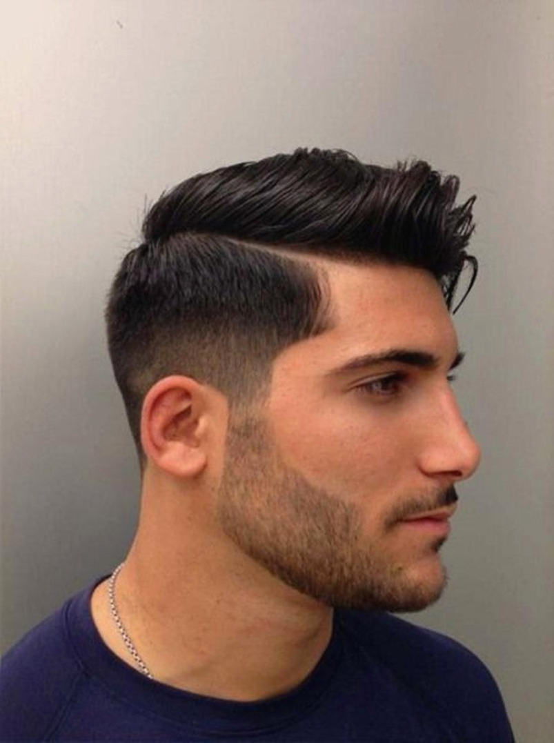 Mens Short Hairstyles | Top Haircut | Pinterest | Short Hairstyle Pertaining To 2018 Male Pixie Hairstyles (View 14 of 15)