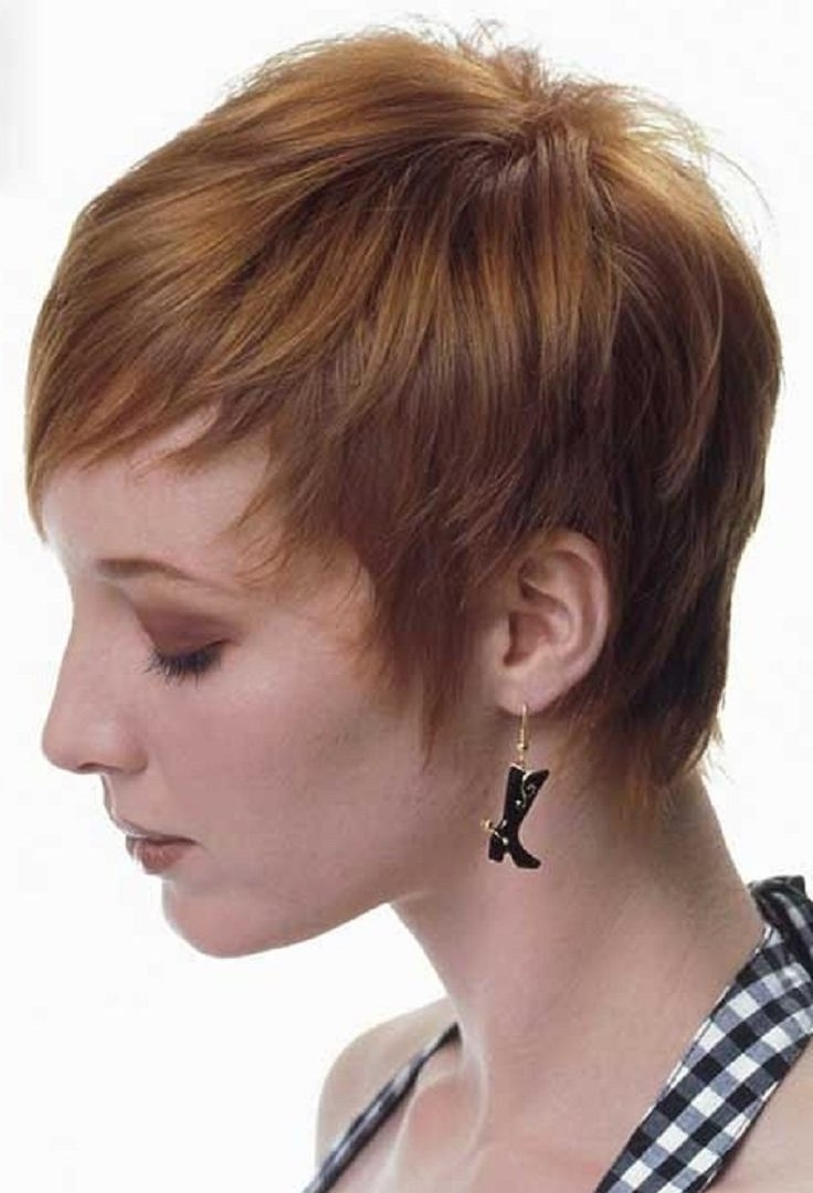 Short Messy Haircuts For Fine Hair Life Style By Modernstorkcom