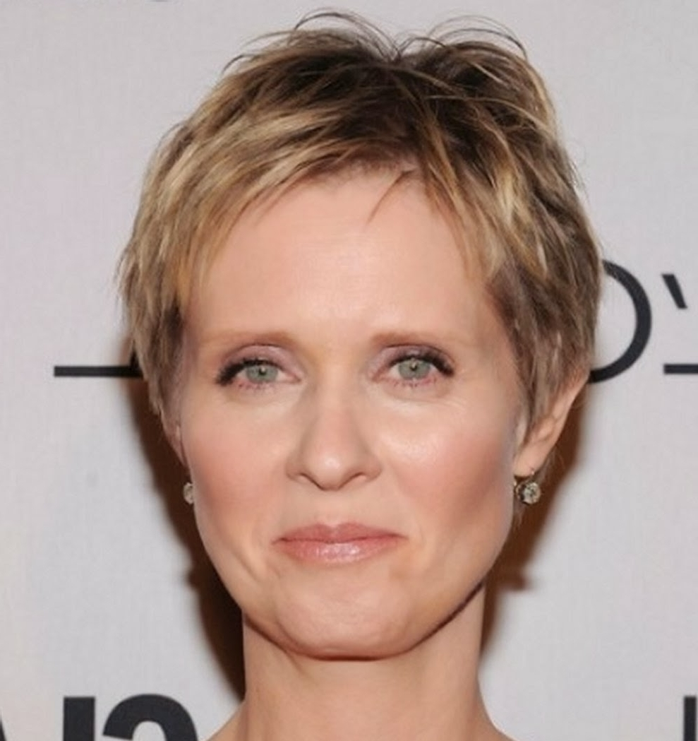 Messy Pixie Short Hairstyles Over 60 Age   Hairstyles   Pinterest Regarding Most Popular Pixie Hairstyles For Over (View 8 of 15)