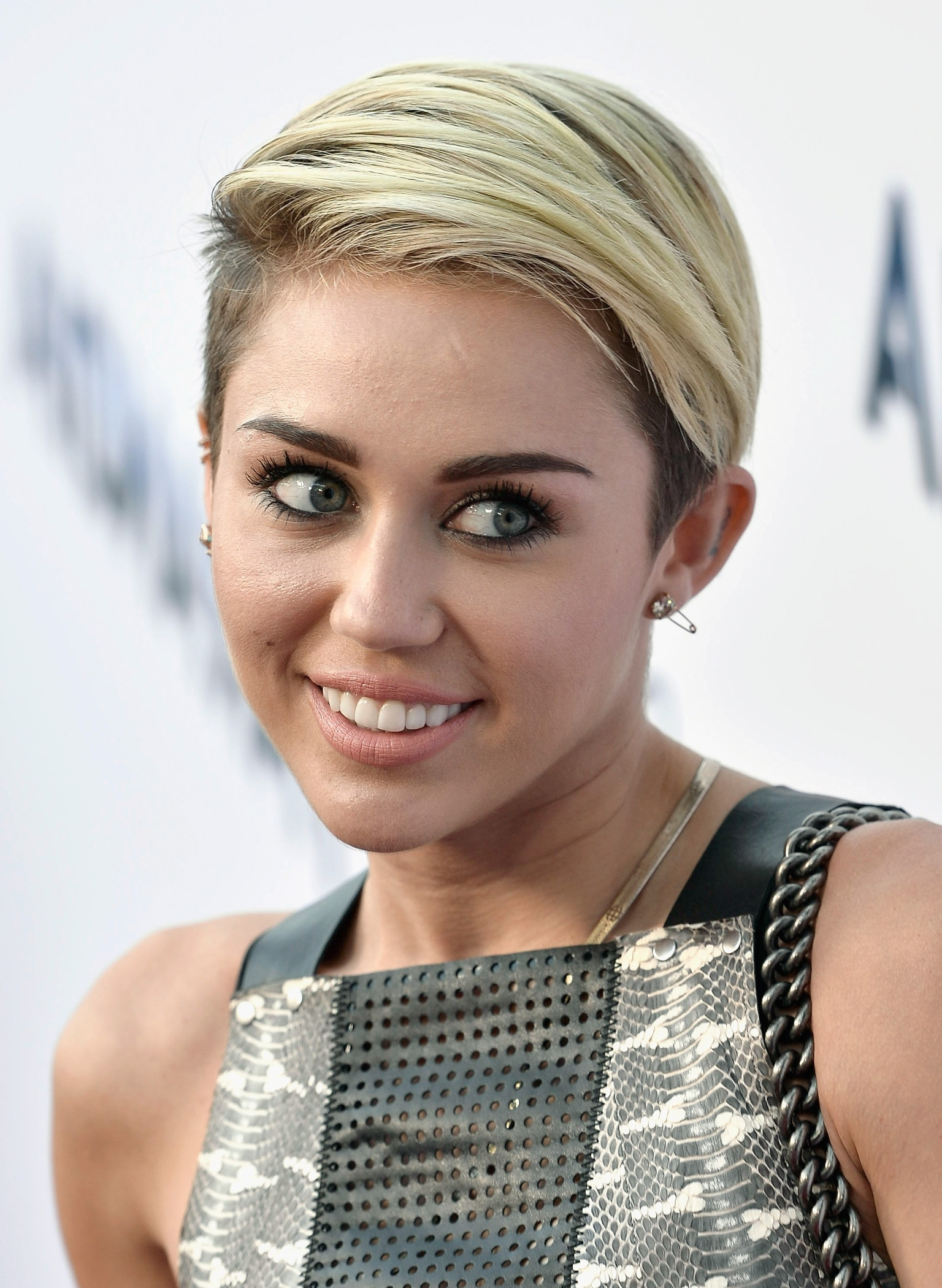 Miley Cyrus On Her Short Hair: 'i'm Breaking This Stereotype For Most Up To Date Miley Cyrus Pixie Hairstyles (View 15 of 15)