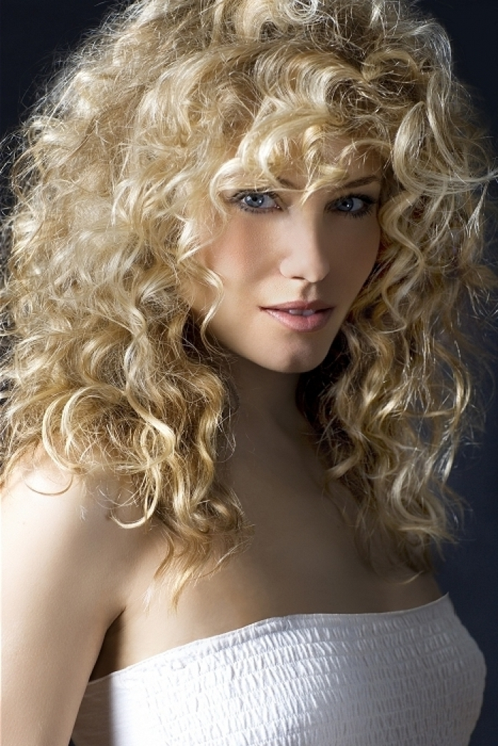 Wonderful Naturally Curly Hairstyles 2013 For Most Up To Date Shaggy Hairstyles For Long  Curly Hair (