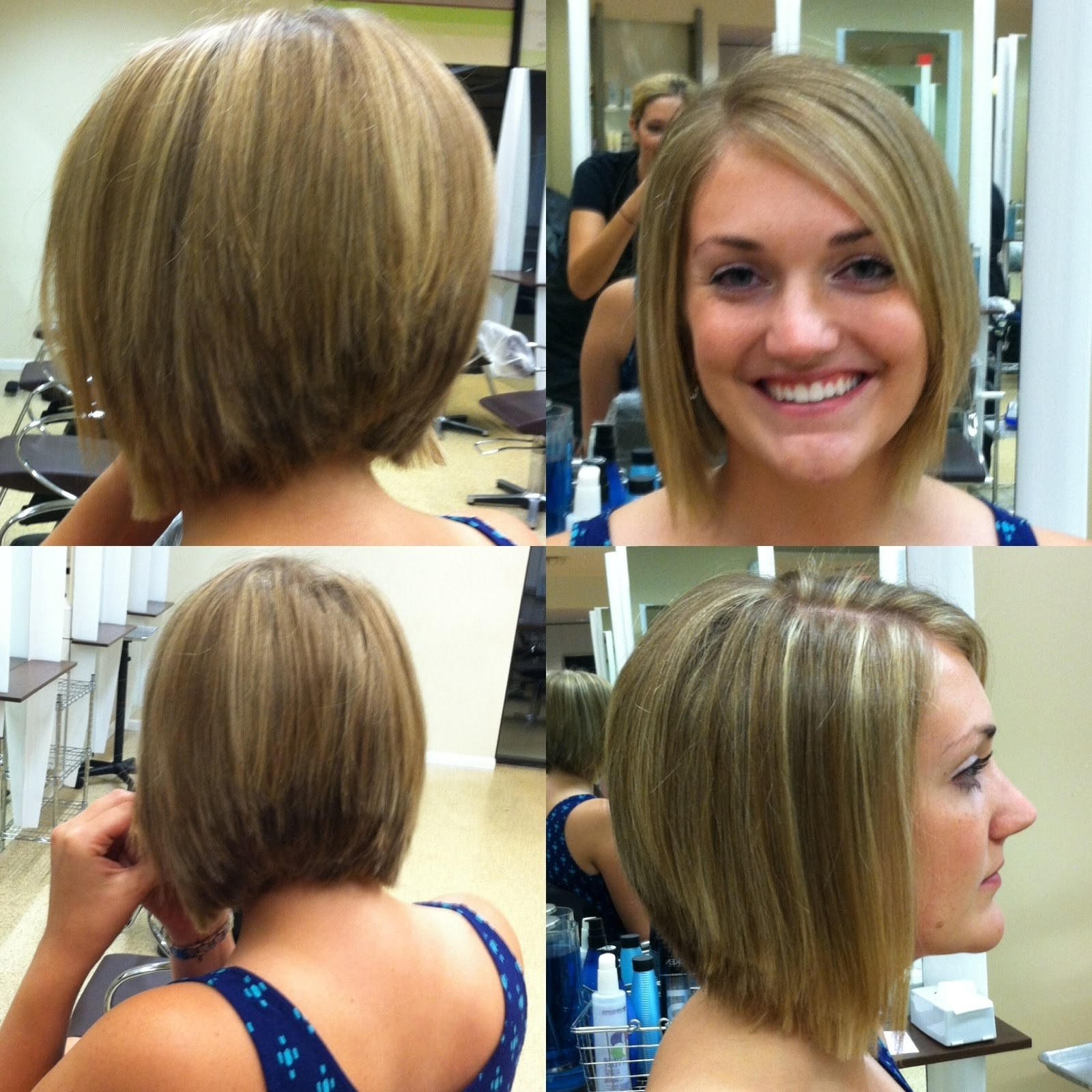 photos of short hairstyles front and back hairstyles