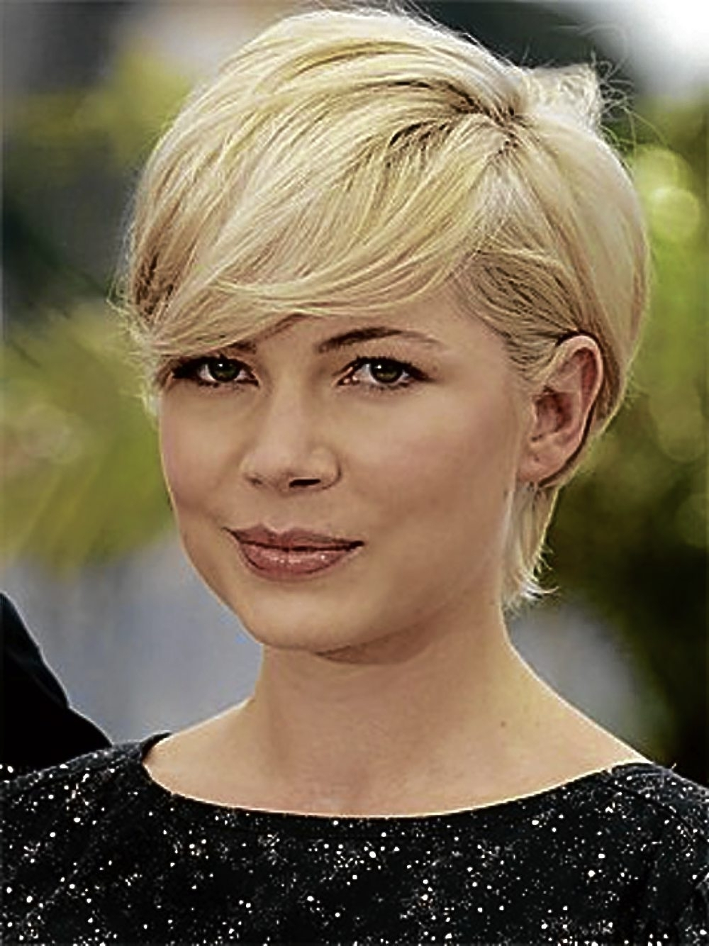 Our Favorite Short Haircuts For Women With Thick Hair - Women inside Most Current Short Pixie Hairstyles For Straight Hair
