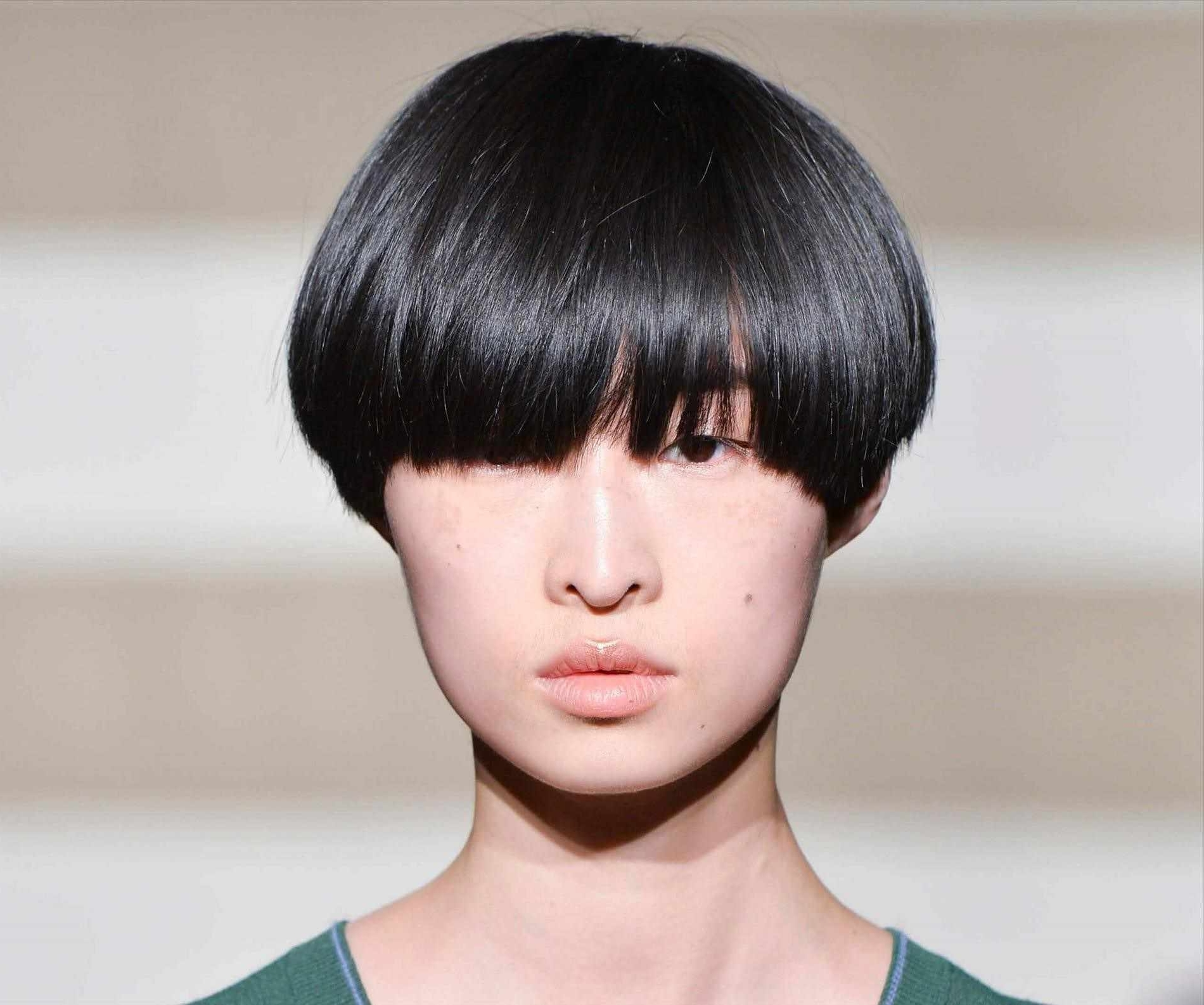 15 photos pixie hairstyles for asian round face