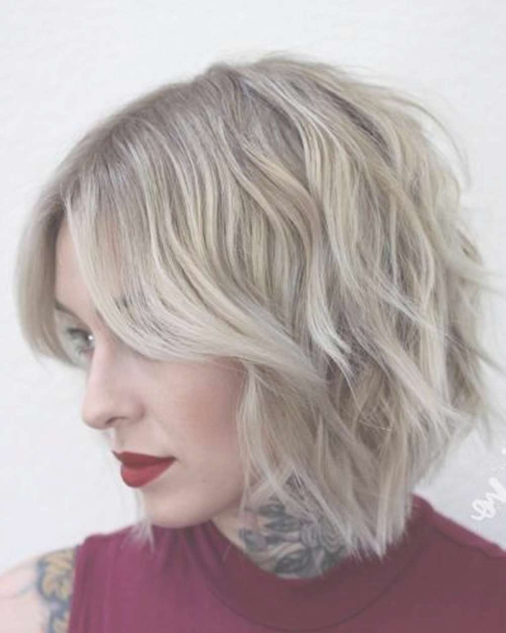 Overwhelming Short Choppy Haircuts For 2018-2019 (Bob+Pixie Hair) inside Most Up-to-Date Bob To Pixie Hairstyles