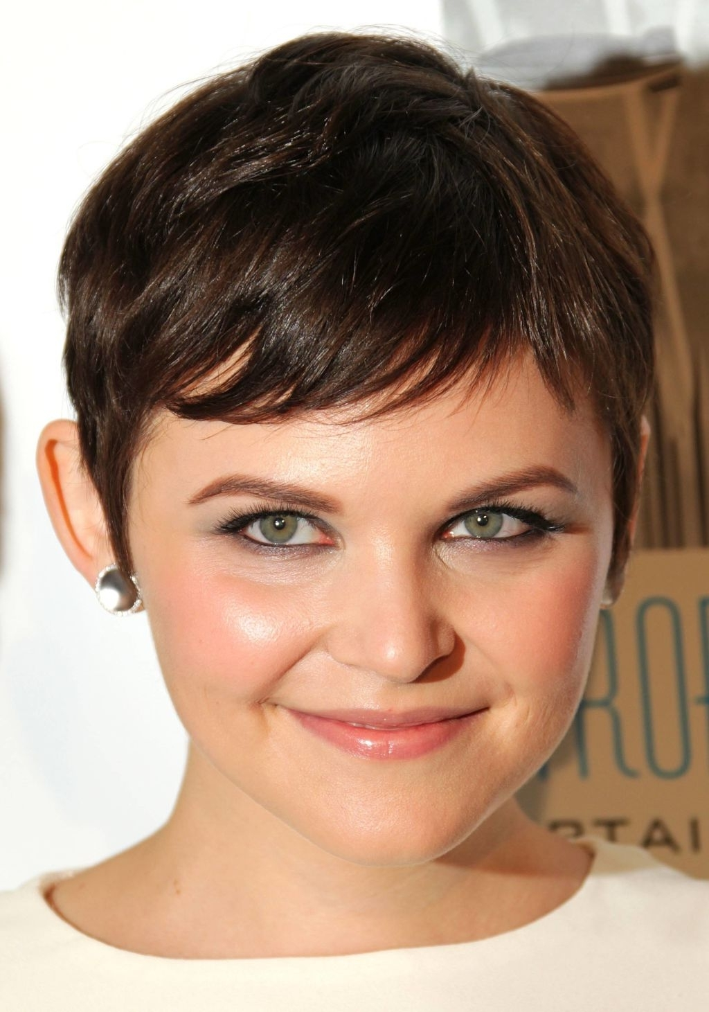 Pictures Of Short Haircuts For Round Faces – Hairstyles Ideas Inside Most Current Pixie Hairstyles For Round Face Shape (View 5 of 15)