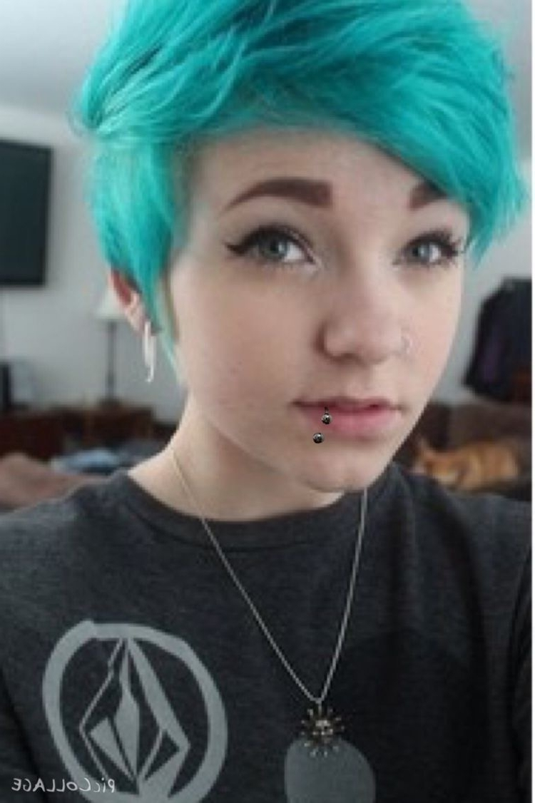 Featured Photo of Emo Pixie Hairstyles