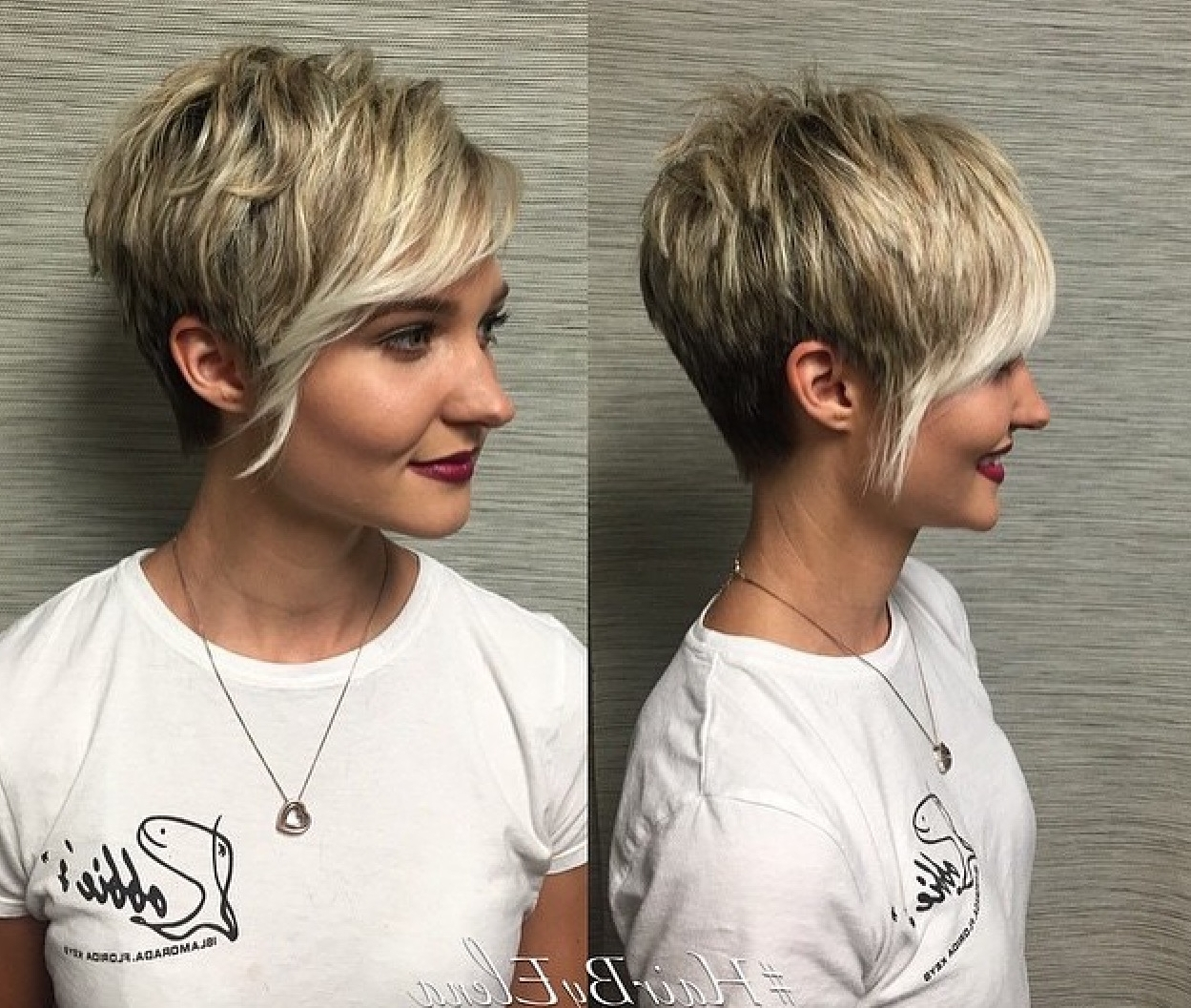 View Gallery Of Short Asymmetrical Pixie Hairstyles Showing 7 Of 15