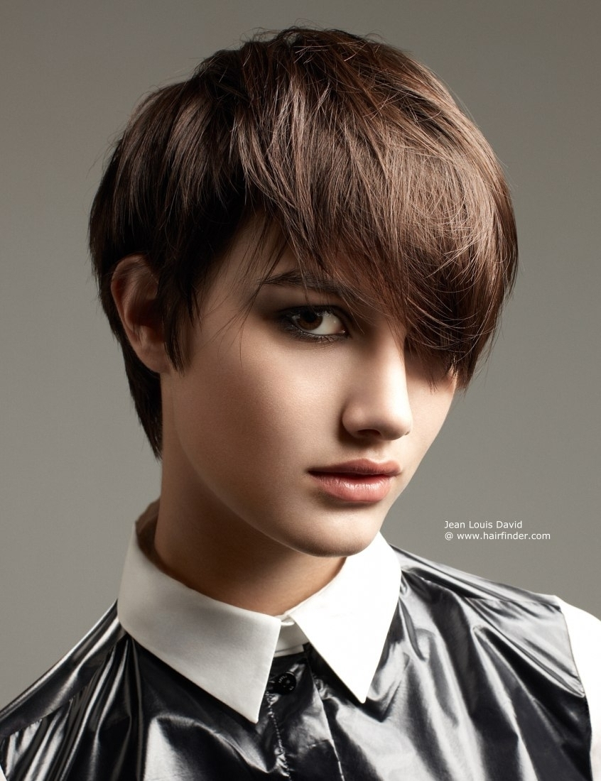 Image Gallery Of Pixie Hairstyles For Men View 2 Of 15 Photos