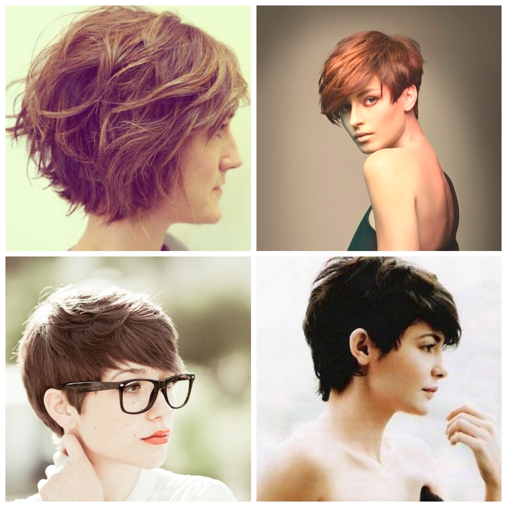 Pixie Haircut For Thick Curly Hair Short Haircuts For Thick Coarse Within 2018 Pixie Hairstyles For Thick Coarse Hair (View 3 of 16)