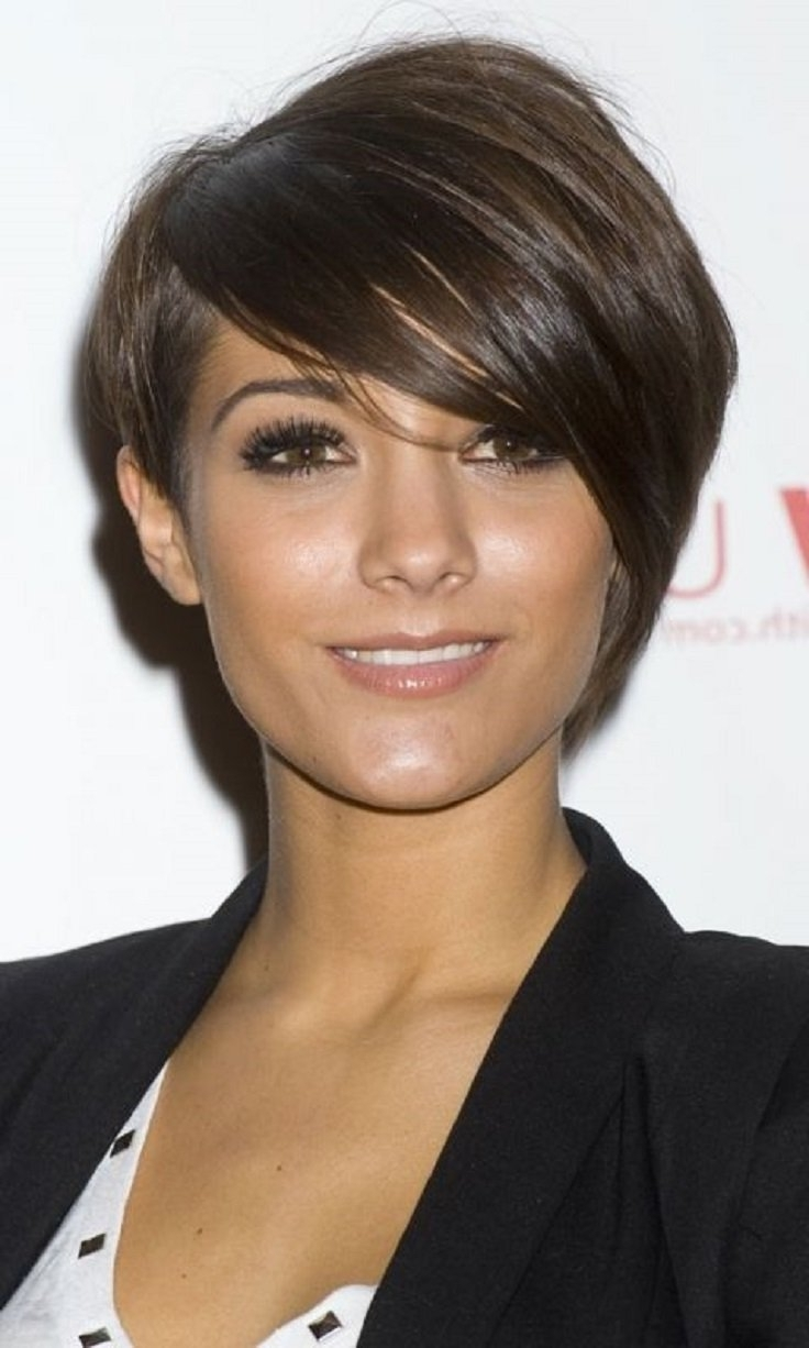 Pixie Haircut | The Ultimate Pixie Cuts Guide With Latest Pixie Hairstyles For Long Faces (View 15 of 15)