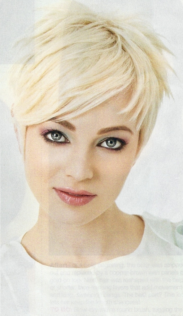Pixie Haircuts Cute – Find Hairstyle Within Most Popular Soft Pixie Hairstyles (View 11 of 15)