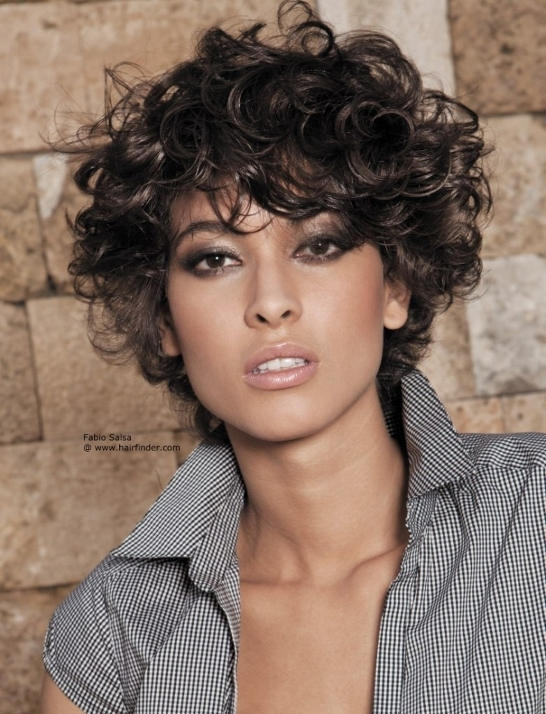 Pixie Haircuts For Curly Hair Pixie Cuts For Women With Curly Hair Throughout Newest Pixie Hairstyles For Curly Hair (View 7 of 15)