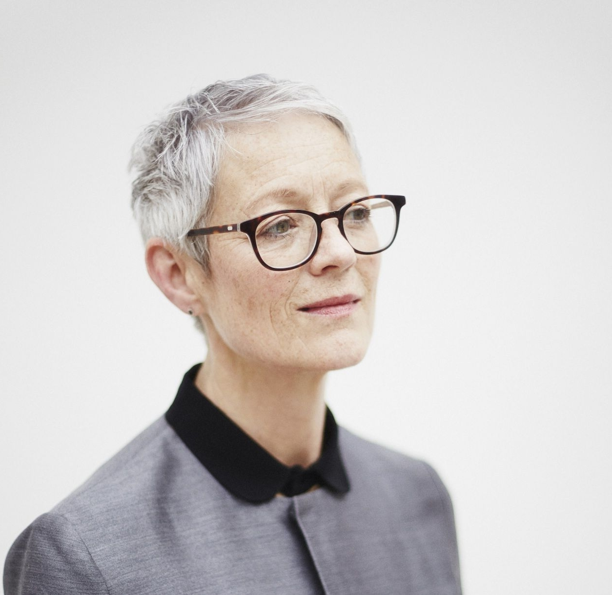 Pixie Haircuts For Older Women Intended For Best And Newest Pixie Hairstyles With Glasses (View 9 of 15)