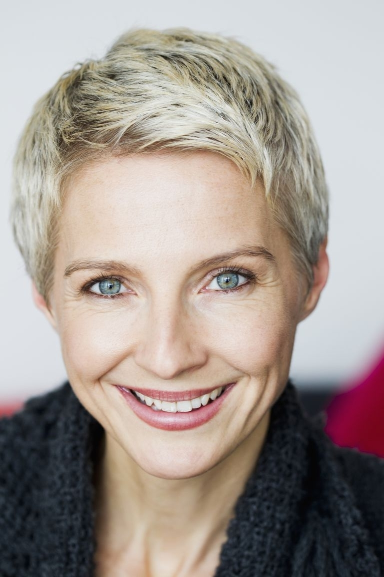 Pixie Haircuts For Older Women Intended For Current Gray Hair Pixie Hairstyles (View 15 of 15)