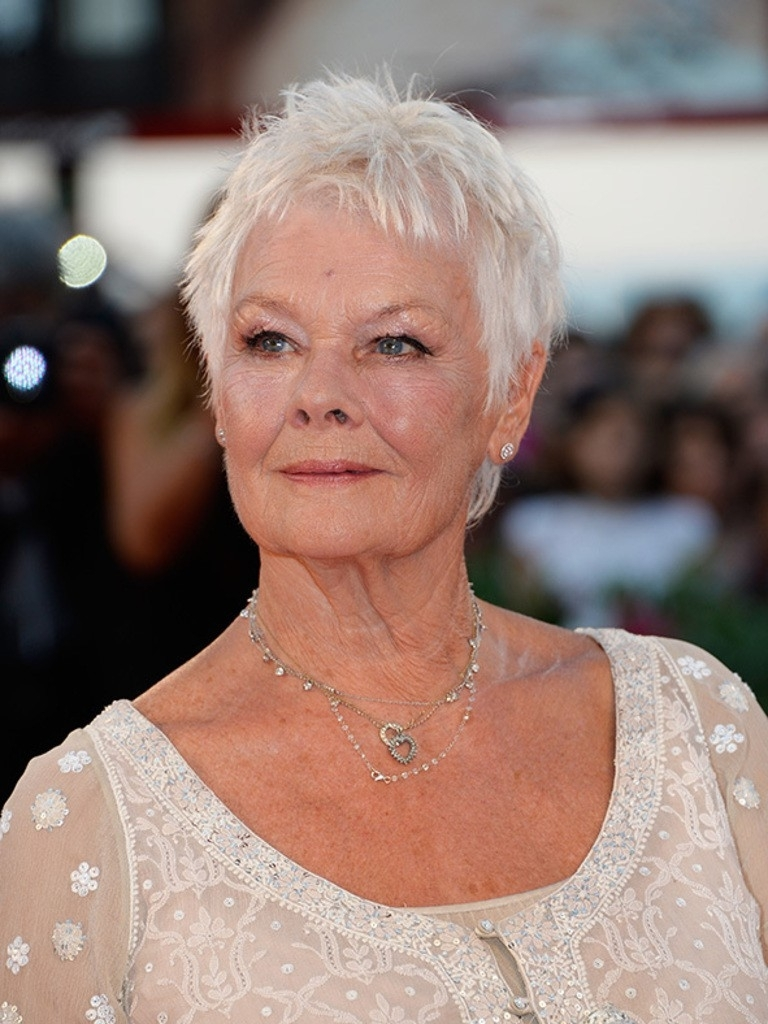 Displaying Photos of Judi Dench Pixie Hairstyles (View 14 of 15 Photos)
