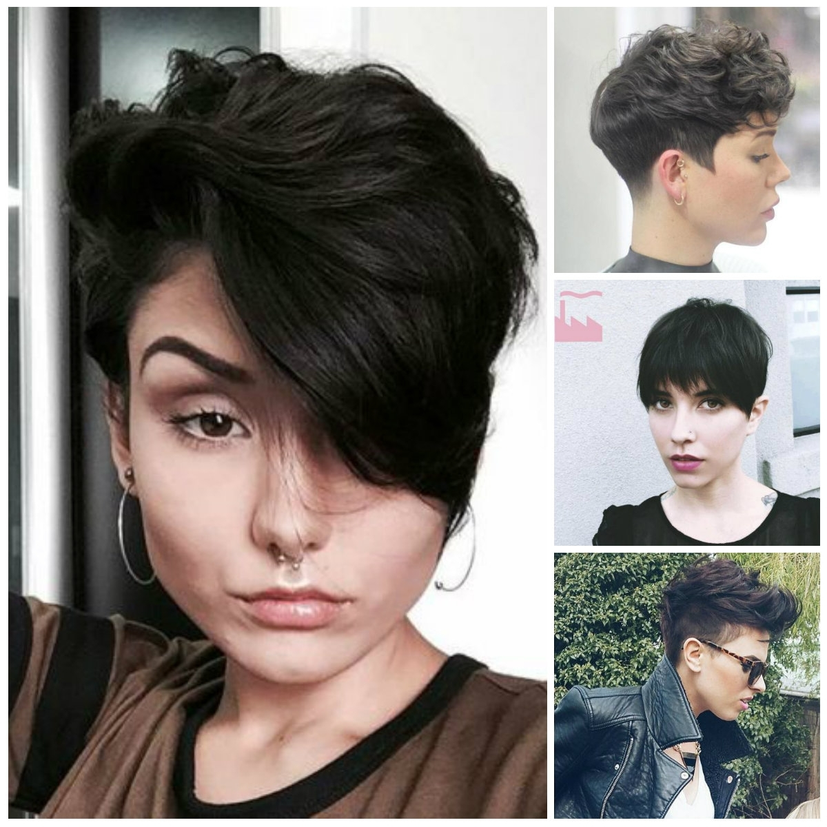 Pixie Haircuts For Thick Hair   2017 Haircuts, Hairstyles And Hair Regarding Current Thick Pixie Hairstyles (View 10 of 15)