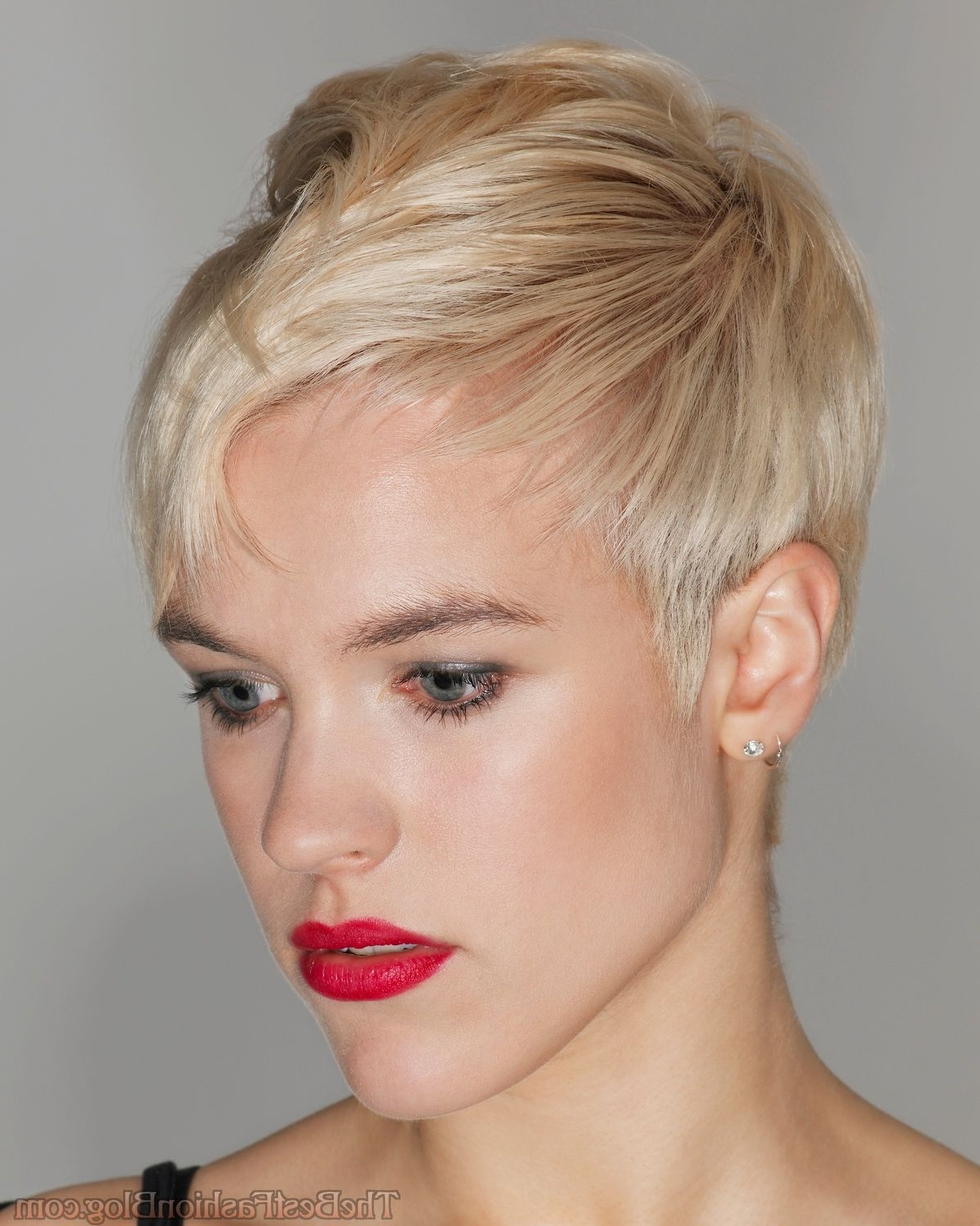 Pixie Haircuts For Women 2018 For Most Current Tousled Pixie Hairstyles (View 7 of 15)
