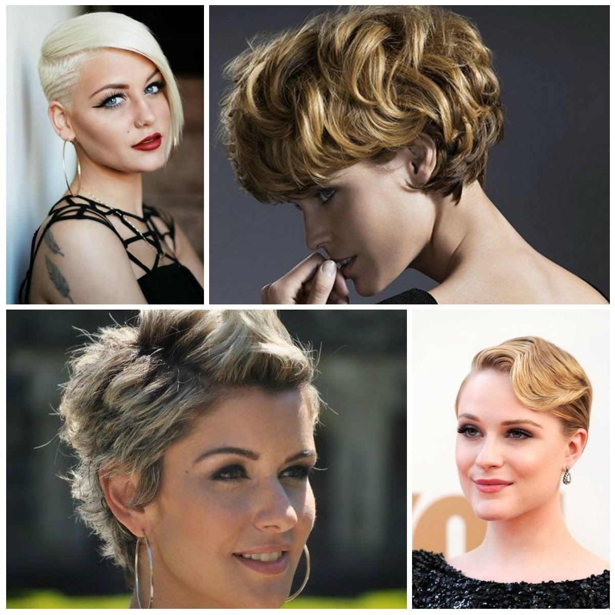 Pixie Haircuts – Page 2 – Haircuts And Hairstyles For 2017 Hair Intended For Most Current Easy Pixie Hairstyles (View 14 of 15)