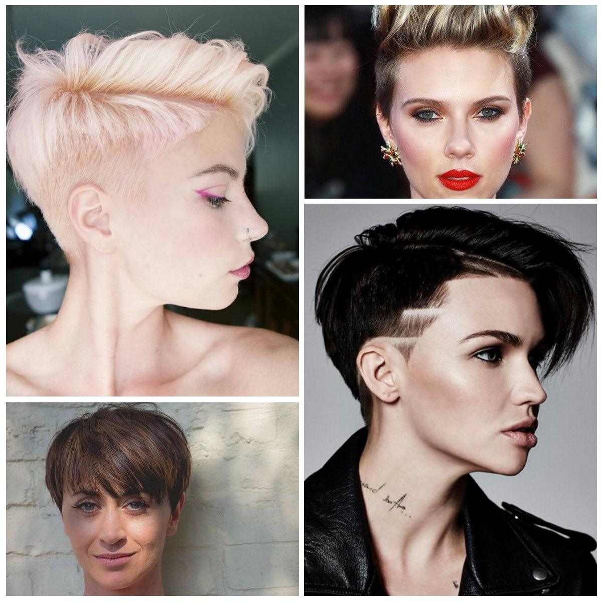 Pixie Haircuts – Page 2 – Haircuts And Hairstyles For 2017 Hair Regarding Newest Edgy Pixie Hairstyles (View 13 of 15)