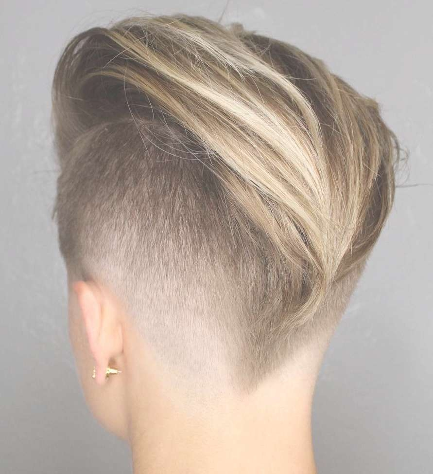 Pixie Hairstyles And Haircuts In 2018 — Therighthairstyles Inside Most Popular Pixie Hairstyles (View 8 of 16)