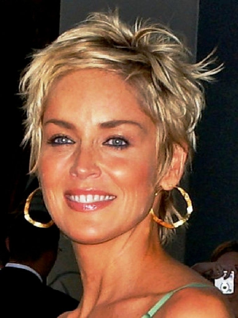 Pixie Hairstyles For Older Women | Hairstyles Ideas Pertaining To Newest Pixie Hairstyles For Older Ladies (View 8 of 15)