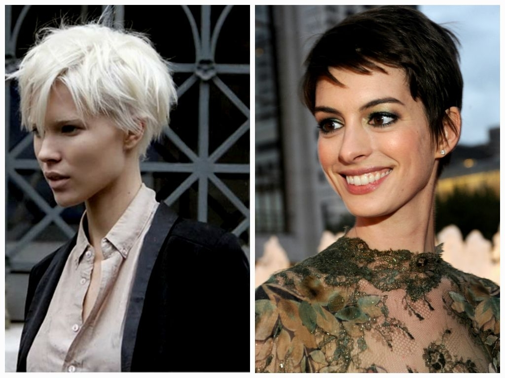 Pixie Hairstyles For Oval Faces   Hairstyles Ideas With Most Current Pixie Hairstyles For Oval Face (View 3 of 15)