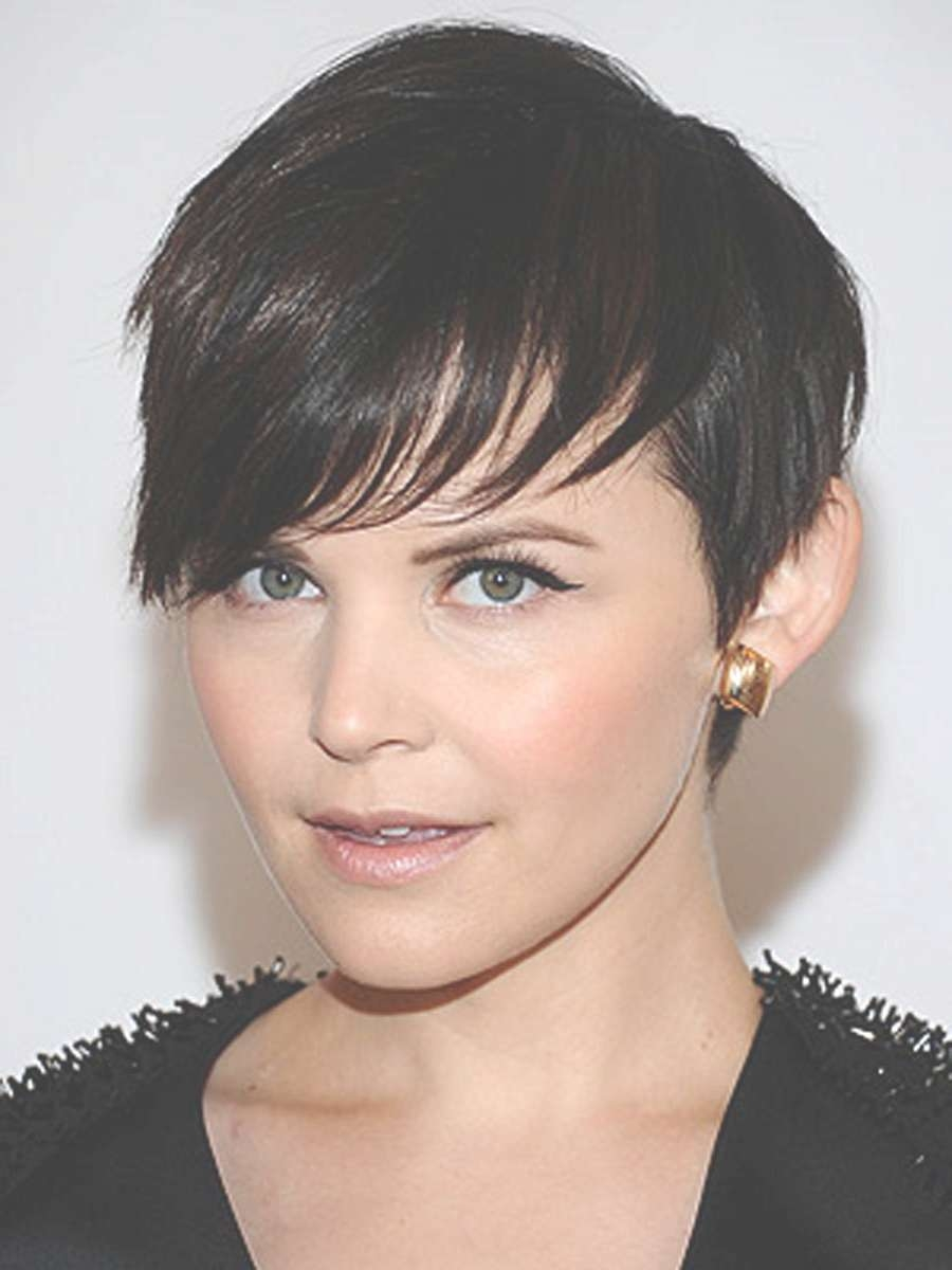 Pixie Hairstyles For Summer (Pictures) 2018 In Most Recent Actresses With Pixie Hairstyles (View 11 of 15)