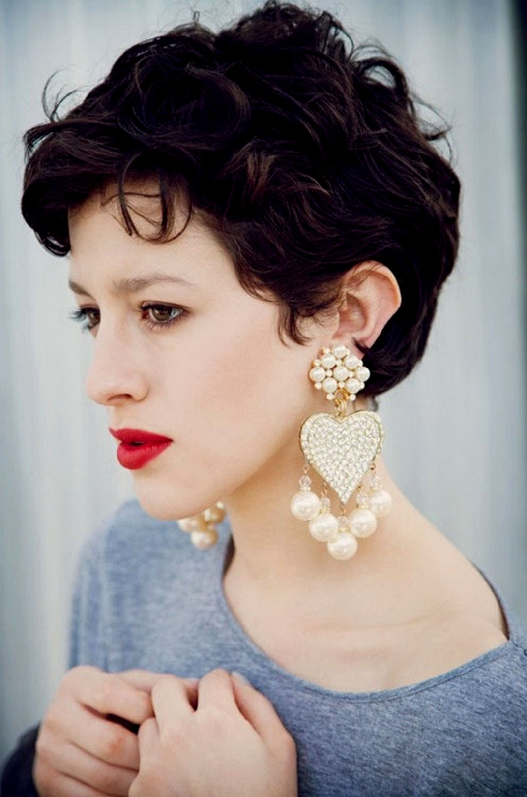 Featured Photo of Thick Pixie Hairstyles