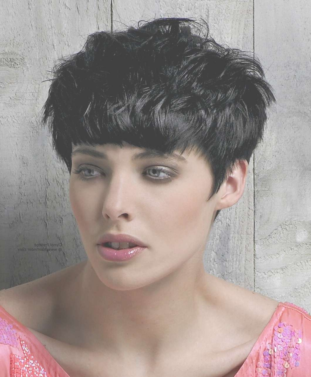 Related Image | Short Haircuts | Pinterest | Wedge Haircut Within Best And Newest Blunt Pixie Hairstyles (View 8 of 16)