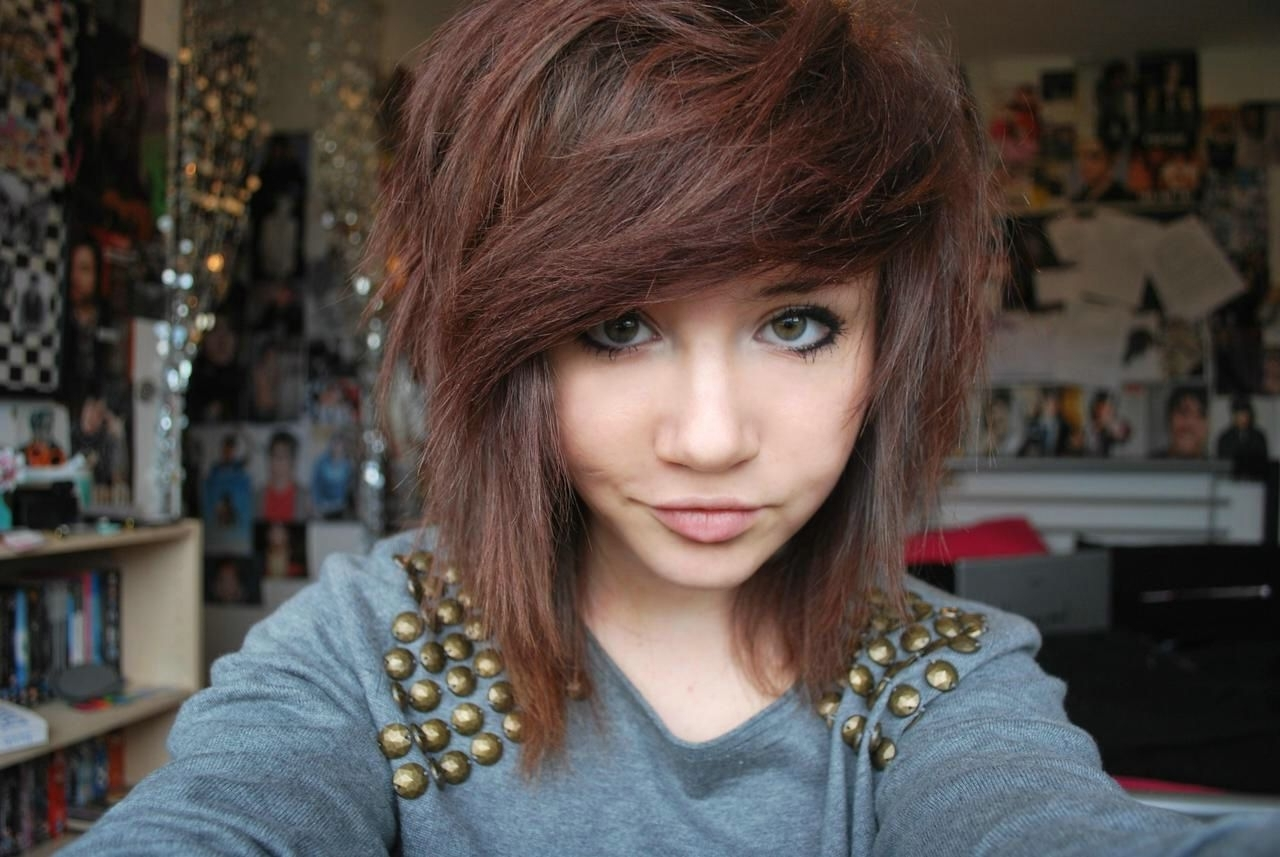 15 Best Collection Of Emo Pixie Hairstyles