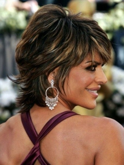 Photos of Short Shaggy Hairstyles For Grey Hair (Showing 12 of 15 ...