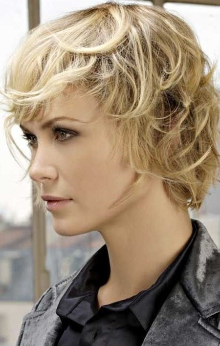 Photos of Shaggy Messy Hairstyles (Showing 7 of 15 Photos)