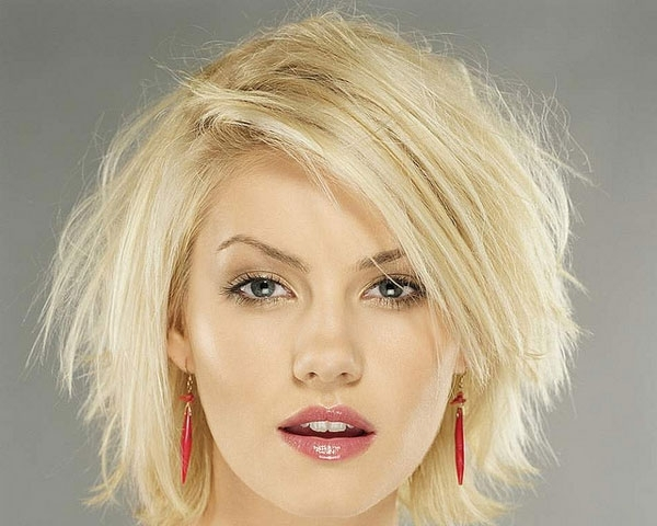 Shaggy Bob Haircuts Sengook The Blonde Cut Hairstyle | Hairstyles Regarding Most Popular Blonde Shaggy Hairstyles (View 10 of 15)