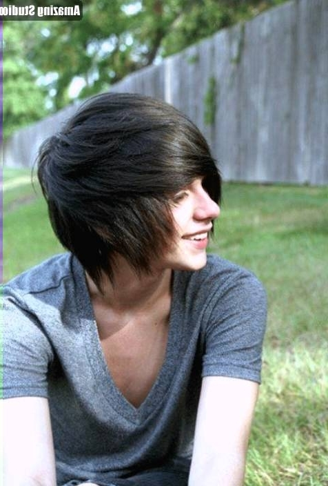 Top 15 of shaggy emo haircuts solutioingenieria Images