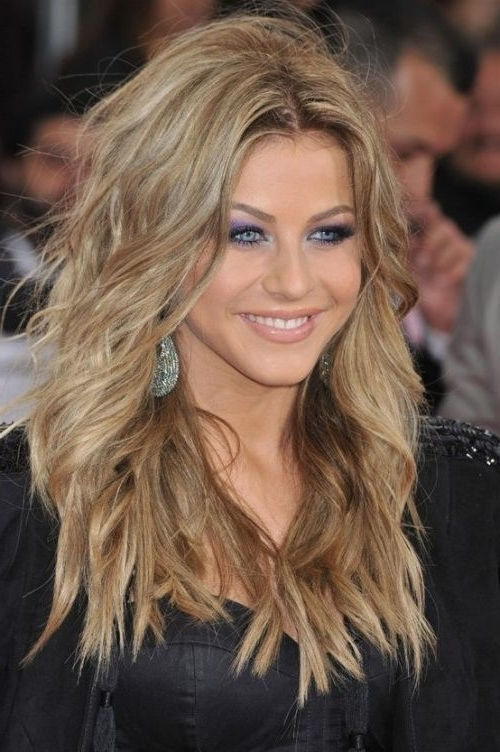 Shaggy Hairstyles For Long Hair With Layers In Most Recently Long Shaggy Hairstyles With Bangs (View 9 of 15)