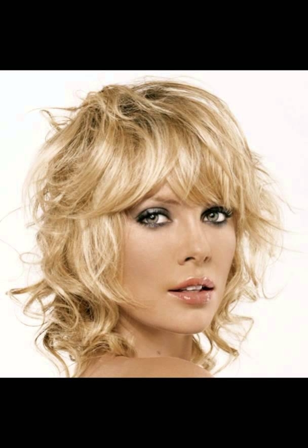 shag haircuts for thick hair 15 inspirations of shaggy hairstyles for thick wavy hair 1996