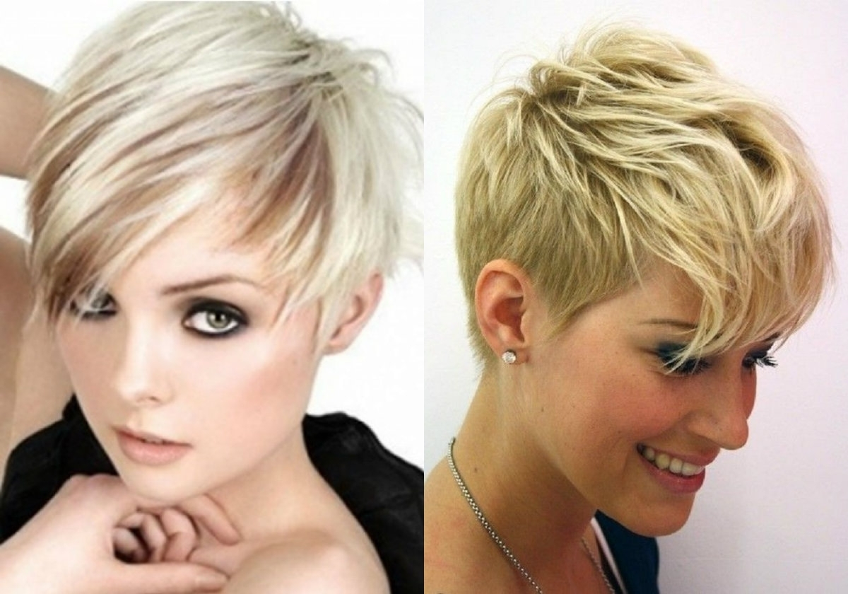Shaggy Pixie Hairstyles 2017 With Most Current Long Shaggy Pixie Hairstyles (View 6 of 15)