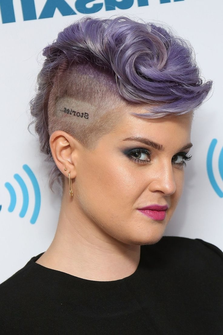 View Gallery Of Pixie Hairstyles With Shaved Sides Showing 12 Of 15
