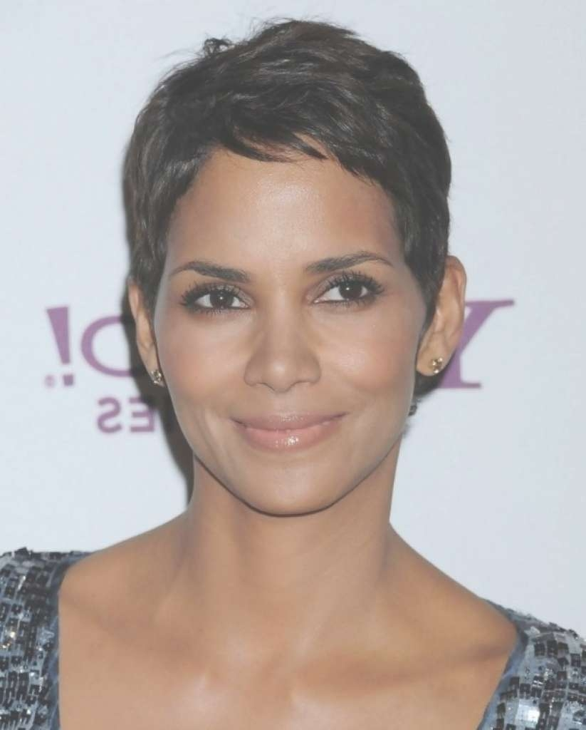 Short Black Pixie Haircuts Black Pixie Cuts New Hairstyles 2017 With Regard To Most Up To Date Black Pixie Hairstyles (View 11 of 15)