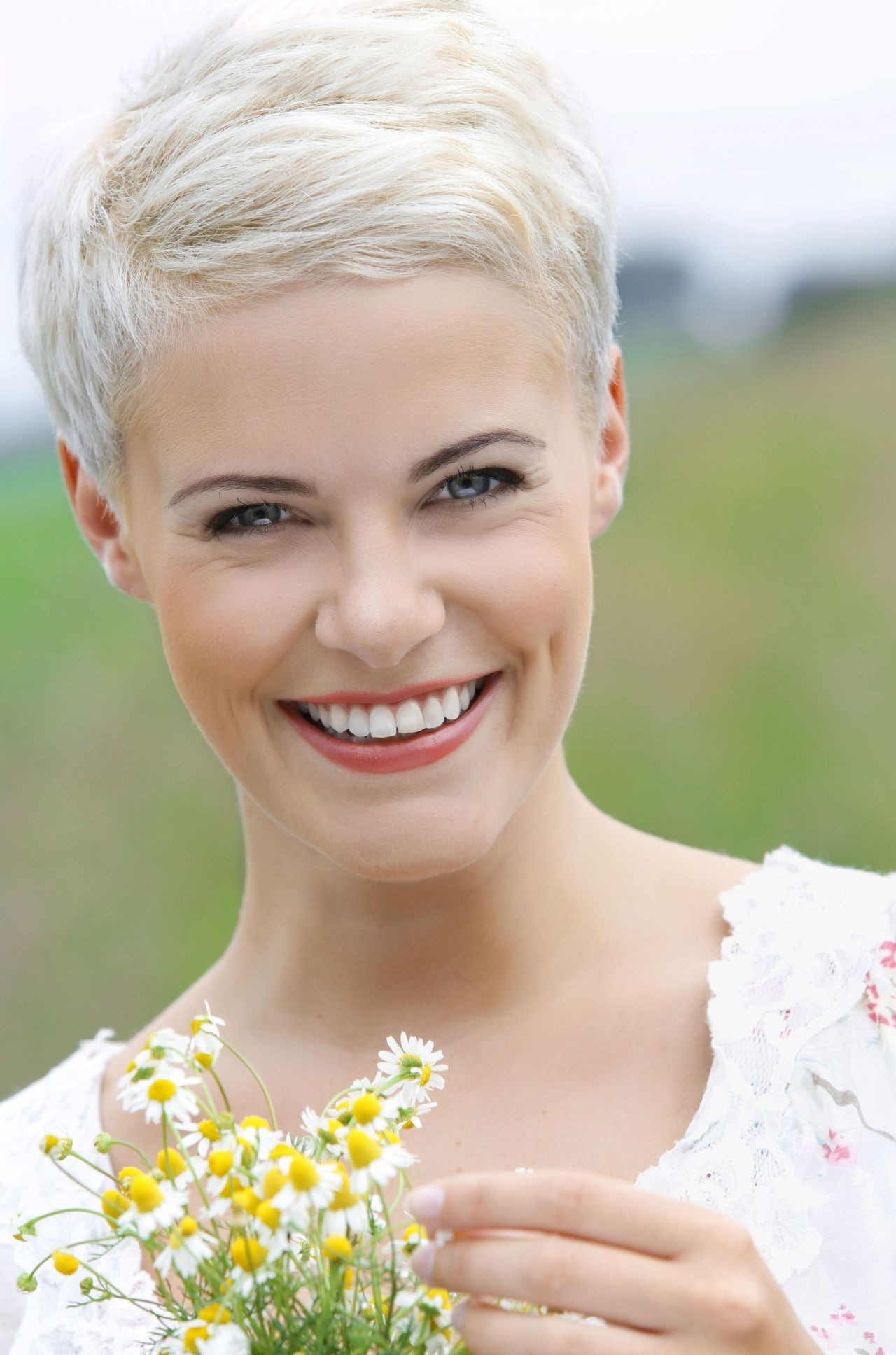 Short Blonde Crop Hairstyles – Hairstyle For Women & Man Regarding Most Current Extremely Short Pixie Hairstyles (View 7 of 15)
