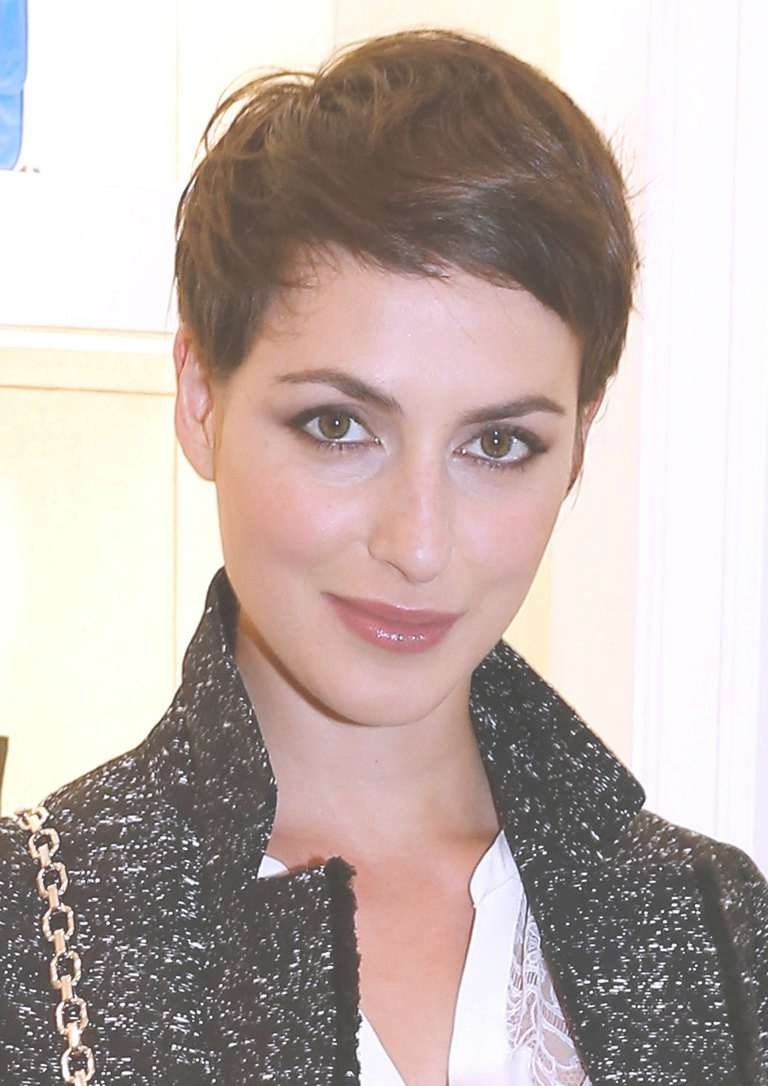 Short, Edgy Hairstyles: My Favorite Cuts Intended For Most Current Actress Pixie Hairstyles (View 14 of 15)