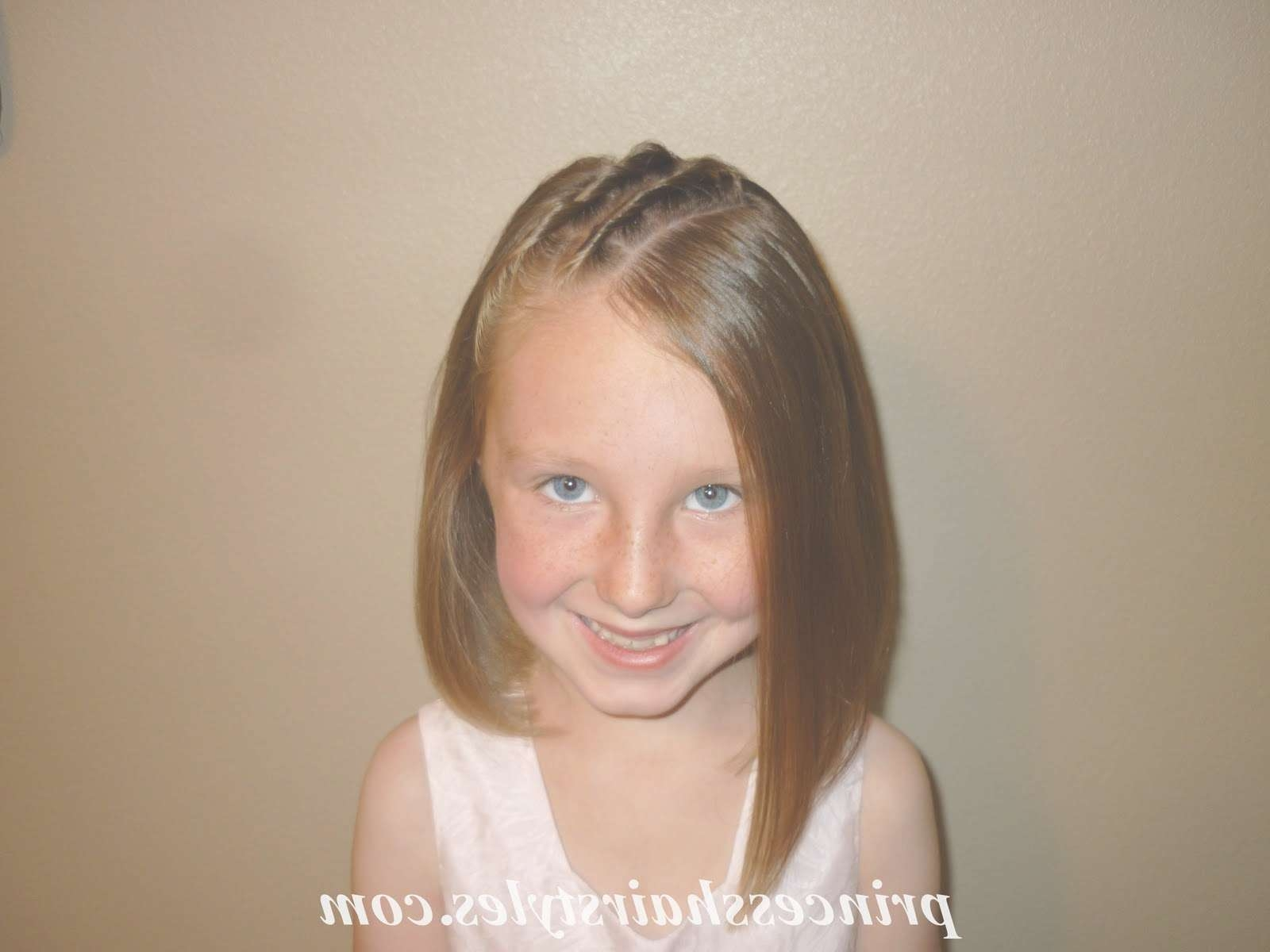 Short Hair Styles For Little Girls   Medium Hair Styles Ideas – 32314 With Newest Pixie Hairstyles For Little Girl (View 14 of 15)