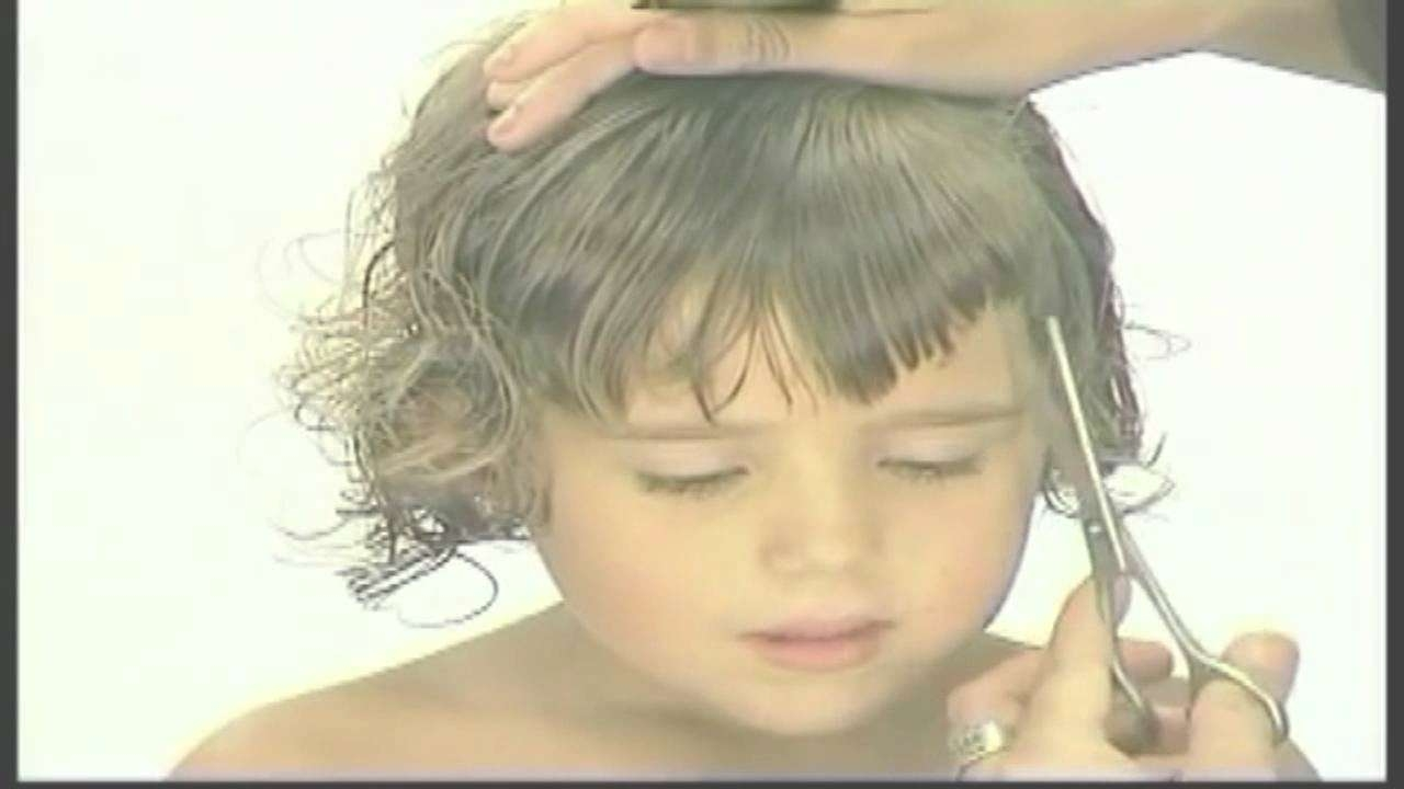 Short Haircut For A Little Girl – Youtube Pertaining To Most Recently Pixie Hairstyles For Little Girl (View 8 of 15)