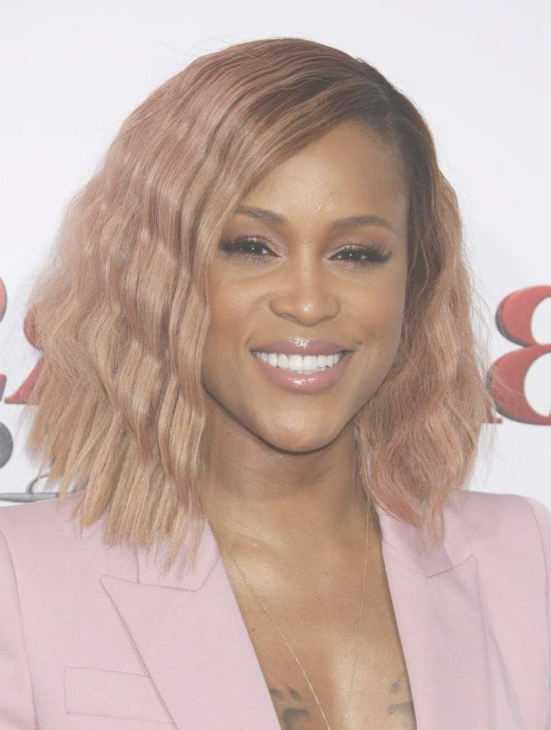 Short Hairstyles 2017: We Look Back On The Best Looks From The Regarding Current Bob To Pixie Hairstyles (View 11 of 12)