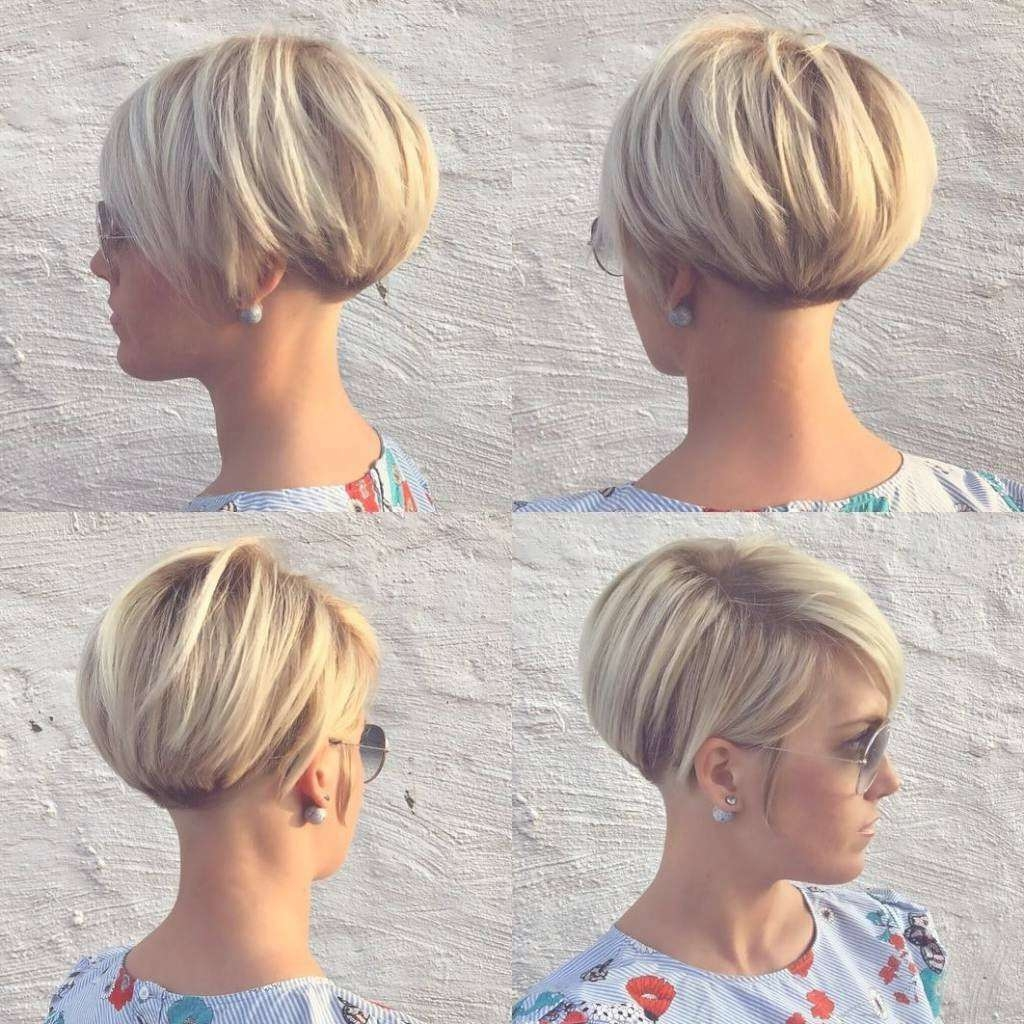 Featured Photo of Bob To Pixie Hairstyles