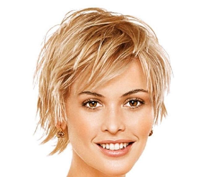 Easy Short Hairstyles For Thin Hair - Best Short Hair Styles